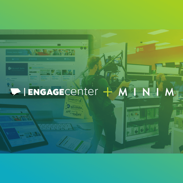 BDSmktg Launches Engage Center & Partners with MINIM